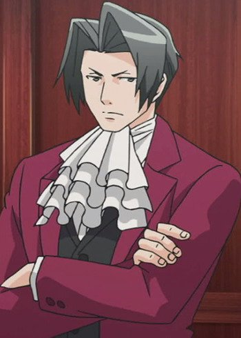 Miles Edgeworth Anime Planet