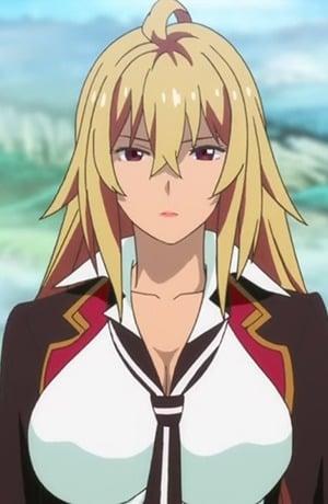 Mirei Shikishima Anime Planet