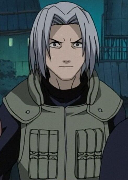 Naruto Mizuki