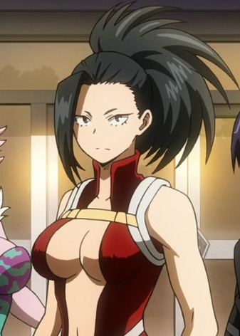 Momo YAOYOROZU | Anime-Planet