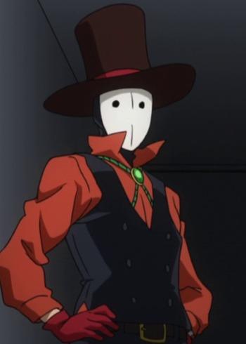 Mr Compress Anime Planet