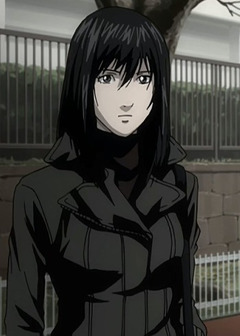 Naomi MISORA | Anime-Planet