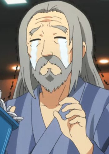 Old Man Anime Planet