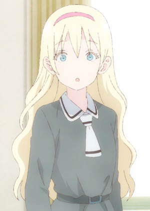 Olivia Anime Planet