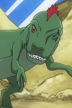 One Eyed T Rex Anime Planet