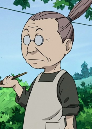 Pinako Rockbell Anime Planet