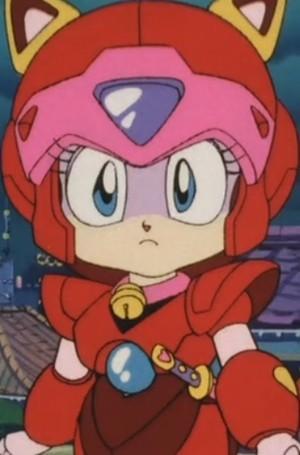 Polly Esther Anime Planet