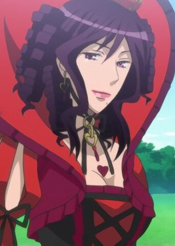 Queen Of Hearts Anime Planet