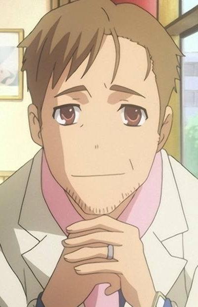 Rikurou AISAKA | Anime-Planet