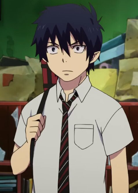 Anime Characters Named Rin : Rin okumura anime planet