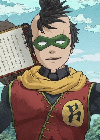 Robin Anime Planet