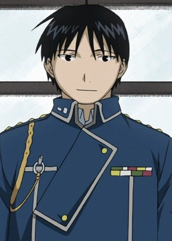 Roy Mustang Anime Planet