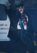 resident evil damnation scarecrow