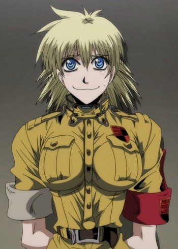 Seras VICTORIA | Anime-PlanetHellsing Ultimate Characters