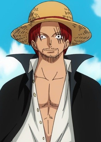 shanks single men Shanks is an extremely laid-back man, preferring to take his time as he and his  crew travels around the world as opposed to rushing from one place to another.