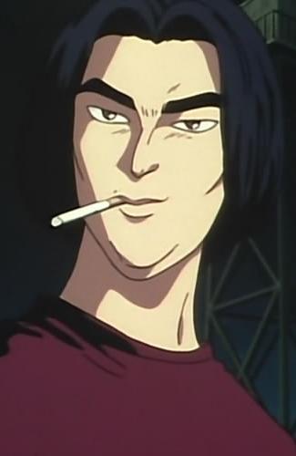 Initial D Anime Characters : Shingo shoji anime planet