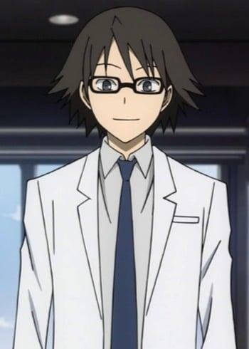 Shinra Kishitani Anime Planet