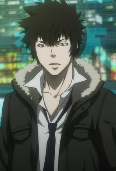 Shinya Kougami Anime Planet