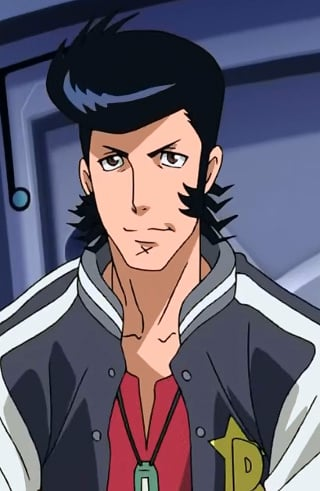 space dandy anime planet