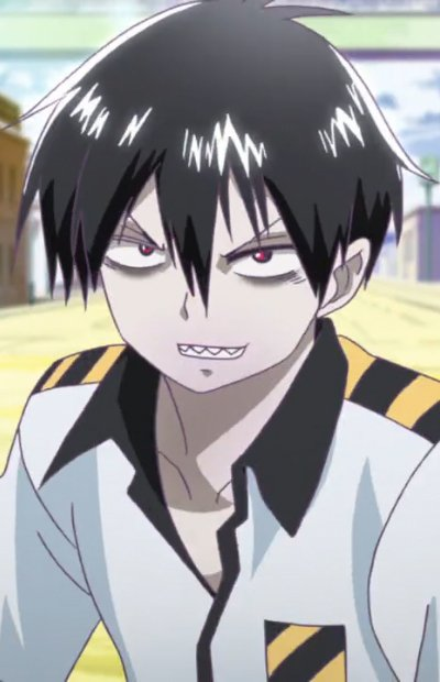 girl anime to Boy