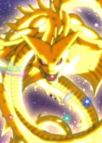 Super Shenron Anime Planet