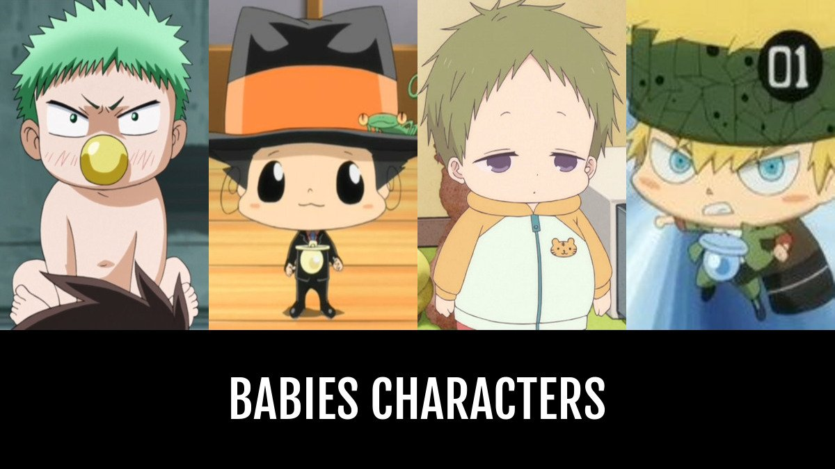 Best babies characters anime planet