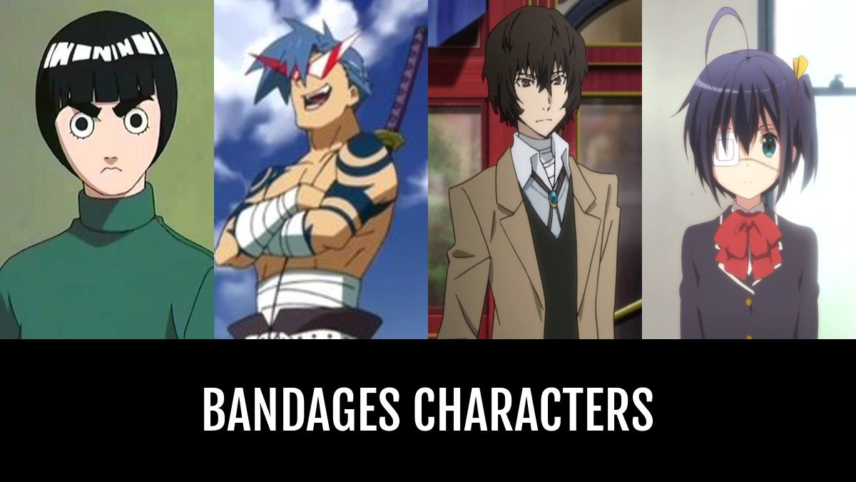 Bandages Characters Anime Planet