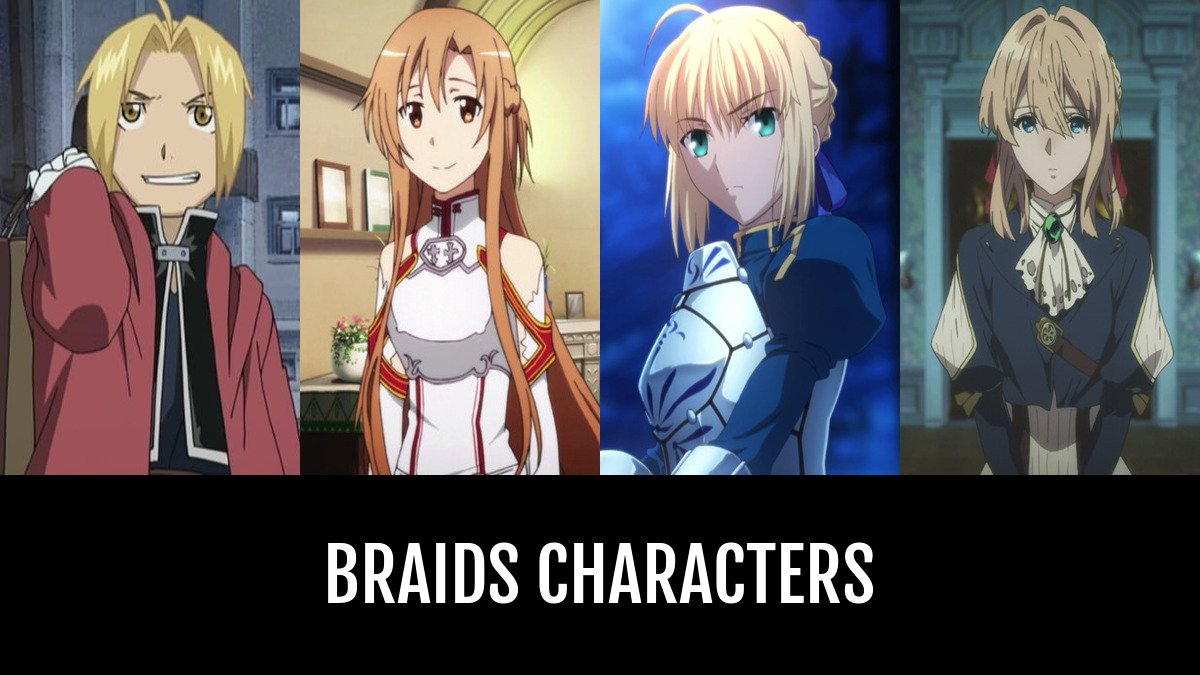 Braids Characters  Anime-Planet