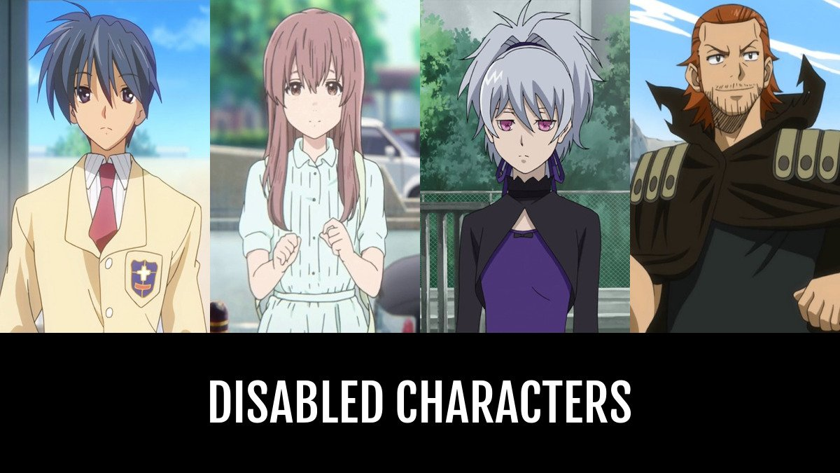 Best Disabled Characters | Anime-Planet