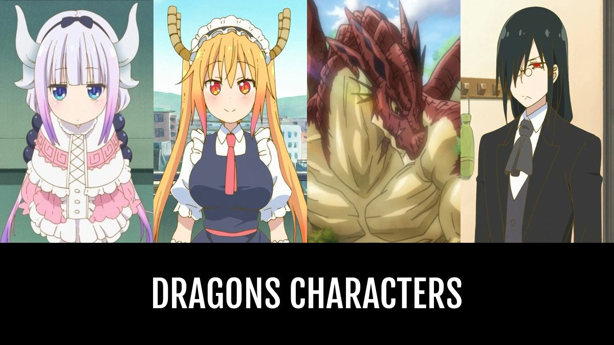 Best Dragons Characters Anime Planet