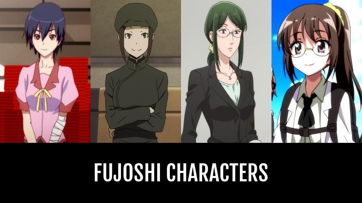 best fujoshi characters