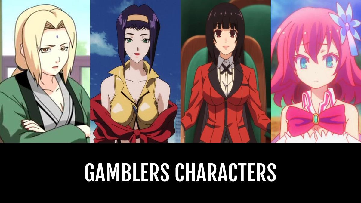 anime pigeon gambling