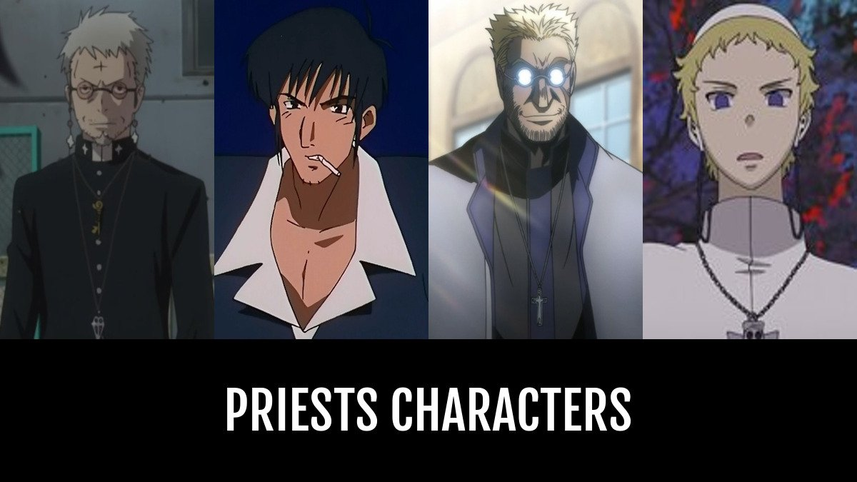 best priests characters