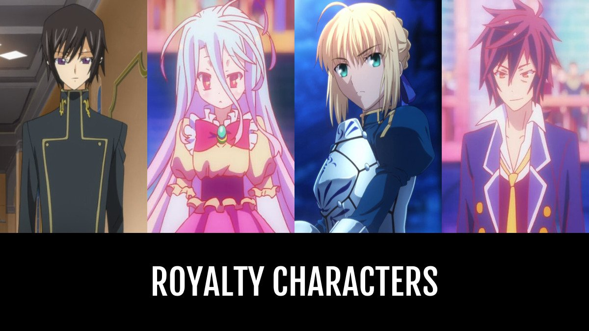 Best Royalty Characters