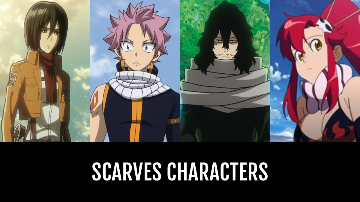 best scarves characters