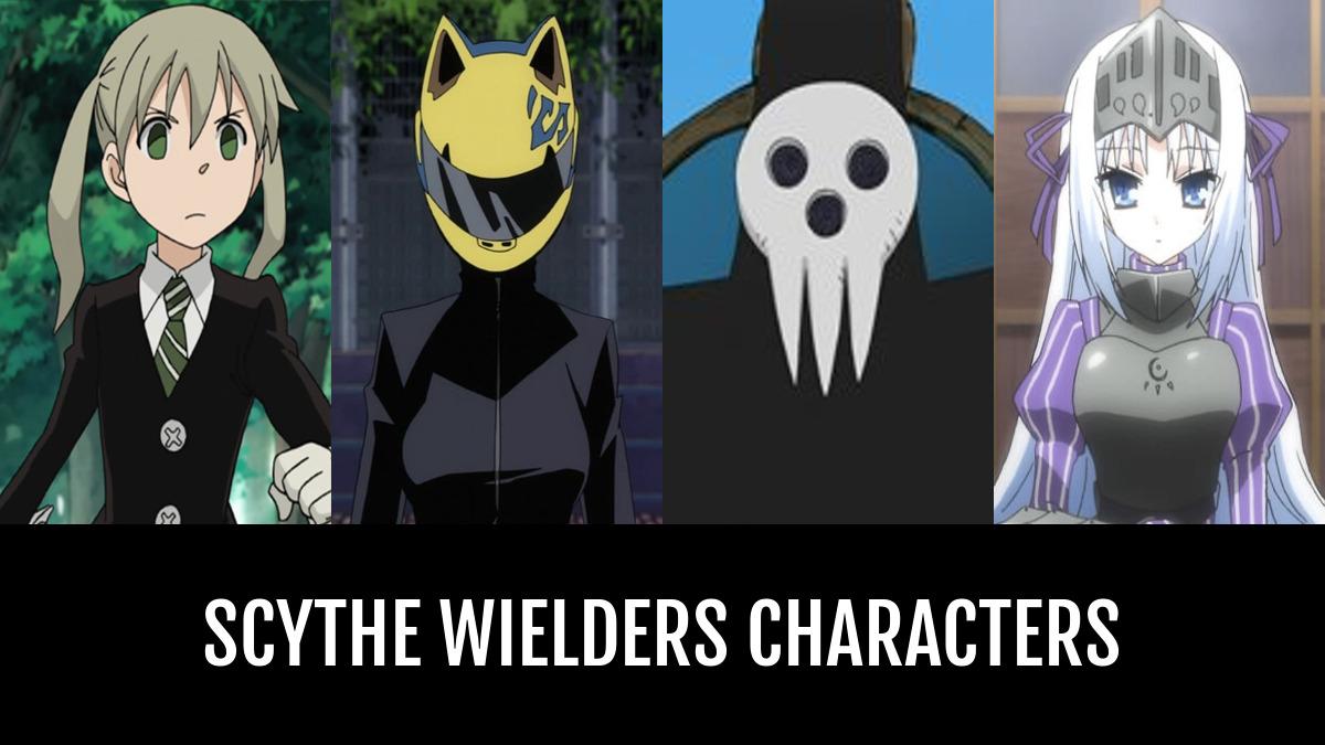 Best Scythe Wielders Characters Anime Planet
