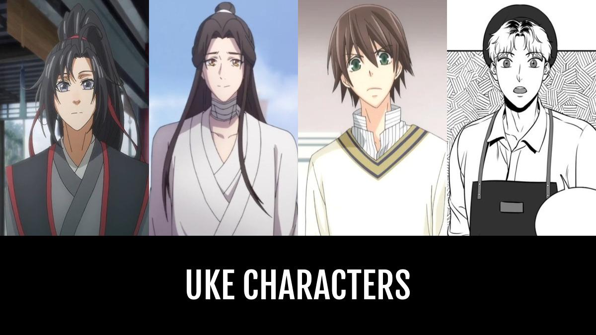 Best uke characters anime planet