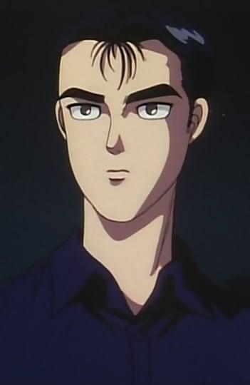 Initial D Anime Characters : Takeshi nakazato anime planet