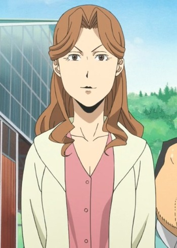 Tamako's Mother | Anime-Planet