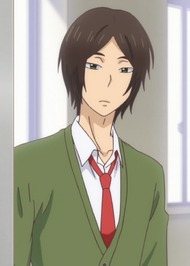 characters appearing in kiss him not me anime anime planet