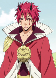 Characters appearing in That Time I Got Reincarnated as a