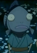 Blue Fish Youkai