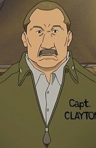 Captain Clayton