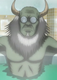 Hedoro's Father