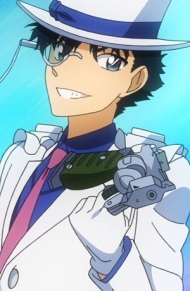 Characters appearing in Detective Conan Movie 23: The Fist