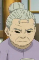 Kenji's Grandmother