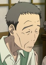 Kouichi's Grandfather