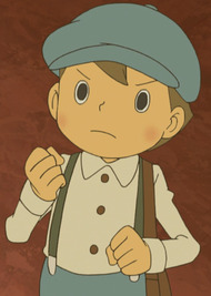 Characters Appearing In Professor Layton And The Eternal Diva