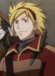 Nanashi anime character