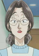 Manabu's Mother